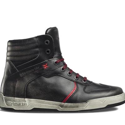 מגוון נעלי רכיבה ממוגנות ומעוצבות לרוכבי אופנוע/קטנוע stylemartine