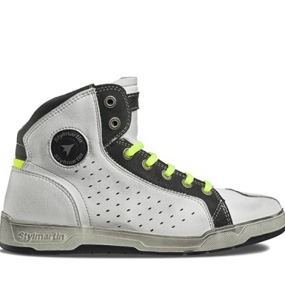 מבחר נעלי רכיבה לאופנועים ממוגנות ונוחות לרוכבי אופנועים stylmartin