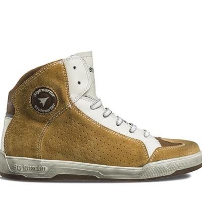 מגוון נעלי רכיבה ממוגנות ומעוצבות לרוכבי אופנוע/קטנוע stylmartin