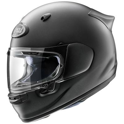 קסדה מקצועית לרוכבי אופנועים arai quntic forst black